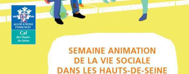 Dans le cadre de la semaine régionale de l'animation de la vie sociale en Ile-de-France, et de la manifestation du 31 janvier 2017 de 16h à 19h, au «Centquatre» à […]