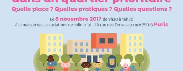 La FCSF organise le 8 novembre prochain les premières rencontres nationales des centres sociaux en Politique de la Ville : Être un centre socialdans un quartier prioritaire :  Quelle […]