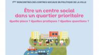 Le 8 novembre 2017, 150 salarié-e-s et administrateurs-trices issu-e-s d'une centaine de centres sociaux implantés en quartier politique de la ville se retrouvaient pour une journée d'échanges sur leur place […]