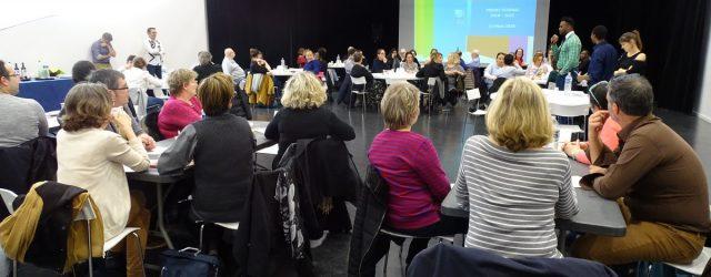 Le 13 mars dernier, ce sont près de 80 personnes (bénévoles, professionnels et élus) qui se sont réunies au CSC Aimé Césaire à Gennevilliers pour contribuer à l'élaboration du projet […]